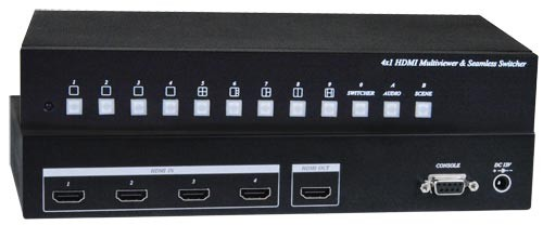 SPLITMUX-HD-4LC (Front & Back)