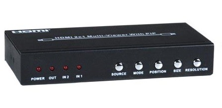 SPLITMUX-HD-2LC (Front & Back)