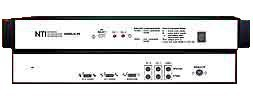 2 port PS/2 KVM Switch with RS232 Control Rackmounted