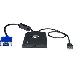 USB-LAP-CONSOLE (Front & Back)