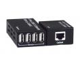 XTENDEX® USB2-C5-4LC-328 (Remote & Local Unit)