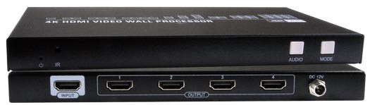 SPLITMUX-VWC-4HD4KI (Front & Back)