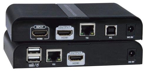 ST-IPUSB4K-LC (Local & Remote Unit)