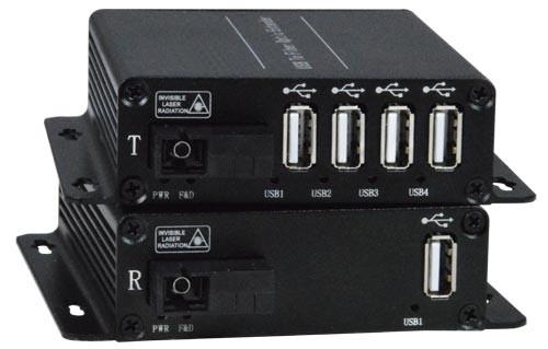 USB2-FOSC-4 (Remote and Local Unit)