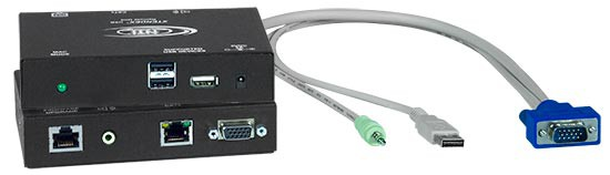 XTENDEX® ST-C5USBVUA-1000S (Remote and Local Units)